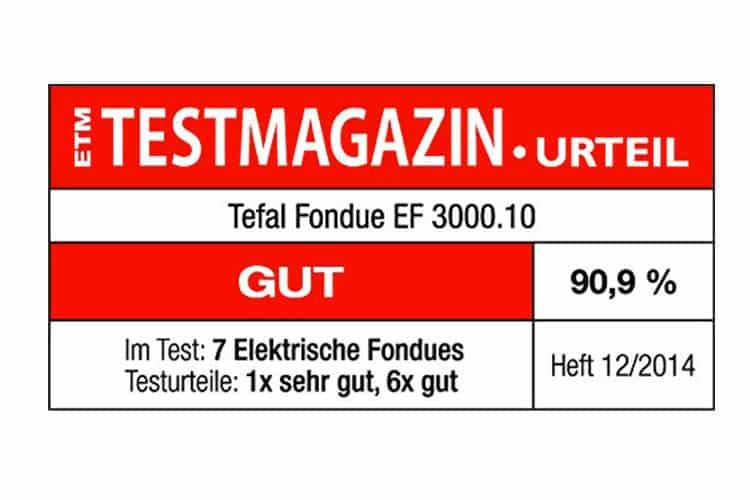 Tefal EF300010 avis